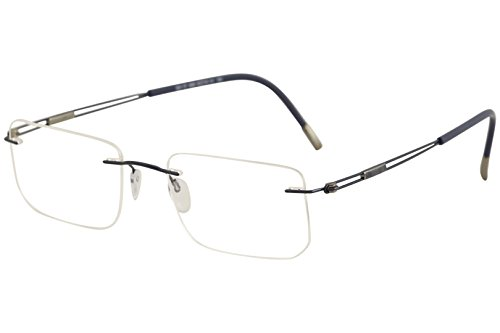 Silhouette Eyeglasses TNG Titan Next Generation Chassis 5521 4540 Optical Frame