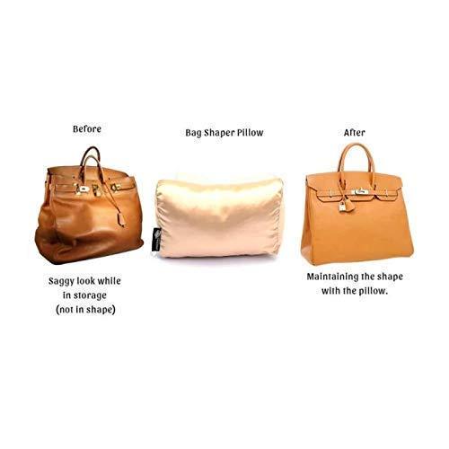 Bolide 27  31  35 Satin Pillow Luxury Bag Shaper Satin Pillow Bag Shaper for Bolide Bag Storage Pillow for Bolide
