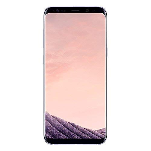 Samsung Galaxy S8 Plus Unlocked 64GB (Orchid Gray) - (Renewed)