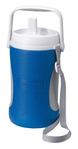 Coleman (Coleman) cooler box jug 1/2 gallon Blue 2000010448