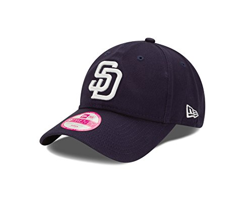 New Era MLB San Diego Padres Women's Essential 9Twenty Adjustable Cap