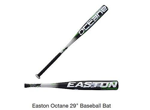 イーストンOctane 29インチ野球バット – グレー/ブラック/ライムグリーン B06W9G84YX