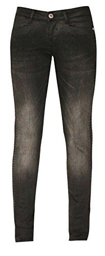 Zhrill Damen Jeans Blake Night black Women's Denim Schwarz D216333-W937