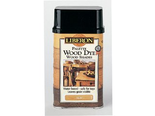 Liberon WDPAP250 250ml Palette Wood Dye - Antique Pine [DIY & Tools]