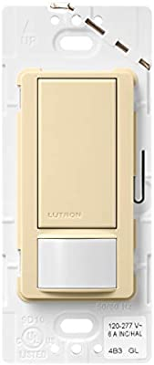 Lutron Switch Sensor MS-OPS6M2-DV-WH 120//277 volt new in box
