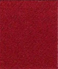 Mali Pool Table Felt, Wall Street, Red, 9ft With Teflon