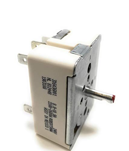 - Replacement Frigidaire Electrolux Range Switch 316436001