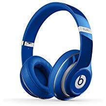 Beats Wired Headphones (Blue) - Model Studio2Wiredbl (Refurbished)