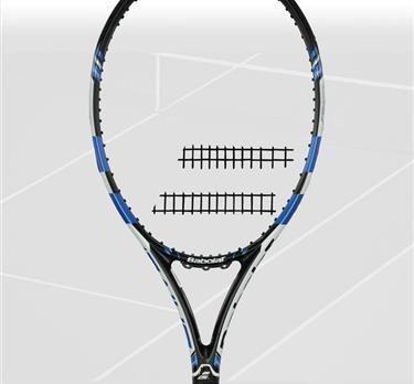 - Babolat 2015 Pure Drive Plus Tennis Racquet (4-5/8)