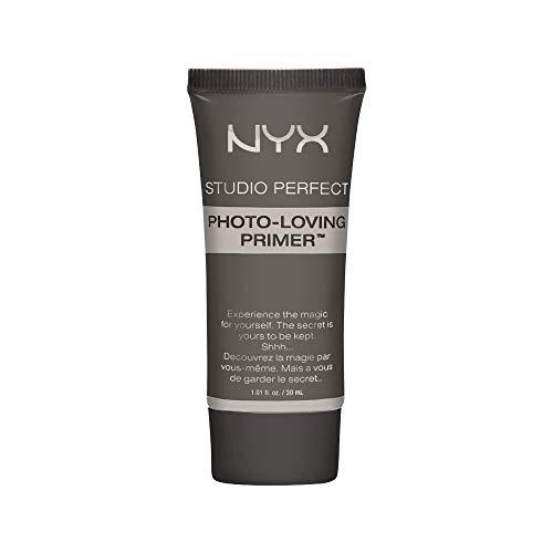 NYX PROFESSIONAL MAKEUP Studio Perfect Primer, Clear, 1.0 oz/30ml