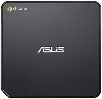 ASUS Chromebox-M014U - Mini Ordenador (Intel Core i3-4010U, 4 GB ...