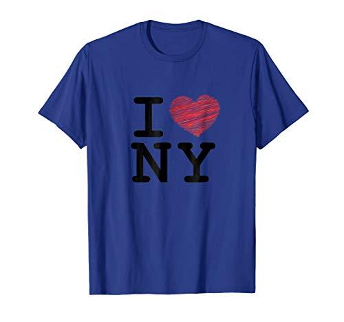 - I love Newyork, T-shirt, Sleeveless, NY, Heart