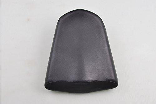 Wotefusi Siege Capot de Selle Passager en Cuir Noir pour Honda CBR250 2011