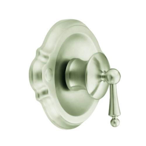 Moen TS310BN Waterhill Posi-Temp Tub/Shower Valve Only Faucet, Brushed Nickel