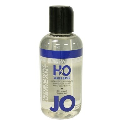 System Jo Personal H2o Lube, 4.5oz, 4.5 ounces Bottle