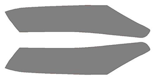 - Precut Vinyl Tint Cover for 2008-2012 Honda Accord Headlights (Coupe) (35% Light Smoke)