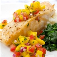 Today Gourmet - Chilean Sea Bass - 6oz (5lb Pkg) by Today Gourmet