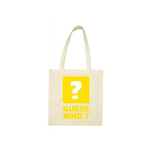 guess who Tote Tote bag bag beige 1IqY7q
