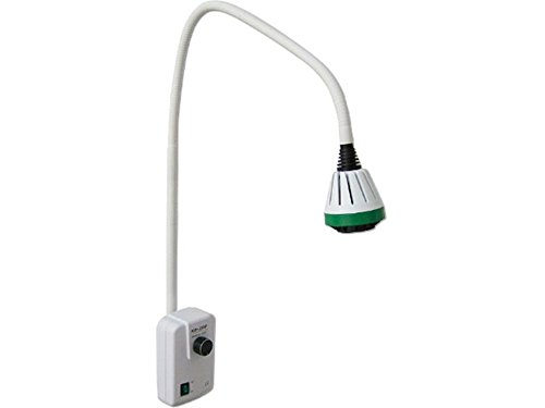 New 9W LED Surgical Medical Exam Light Lamp Wall Type DC Power Applied for Gynaecology, Outpatient service, Stomatology, ENT by East Dental