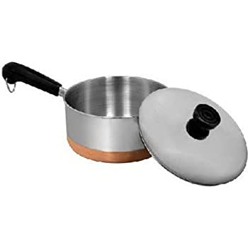 Revere 3514027 Covered Saucepan, 2-Quart