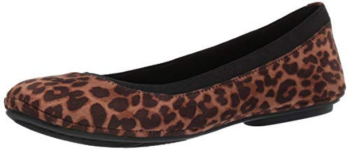 Bandolino Footwear Women's Edition Loafer Flat, Tan Multi, 9 Medium US