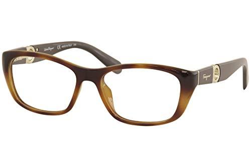 Eyeglasses FERRAGAMO SF2765 214 TORTOISE