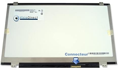 "Pantalla 14"" LED para ordenador portátil ACER Aspire 4810T-353G25MN -Visiodirect"