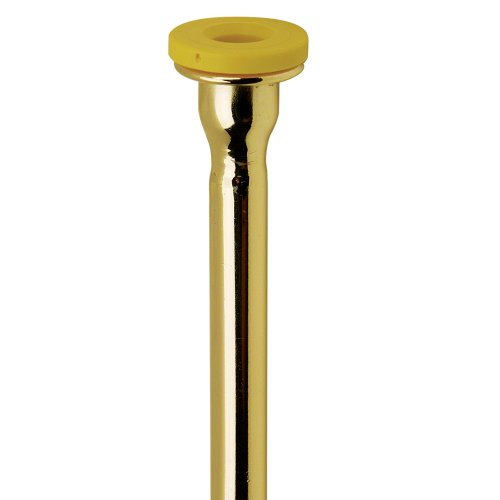 Brasscraft 1-20DL PP 3/8 O.D. by 20 -Inch Toilet Supply, Polished Brass ()