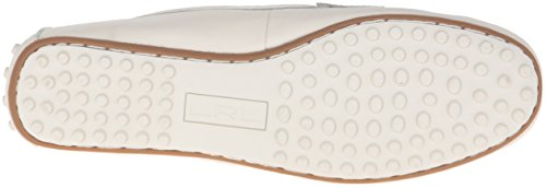 Crème Di Ralph Lauren Womens Belen Flat Artists