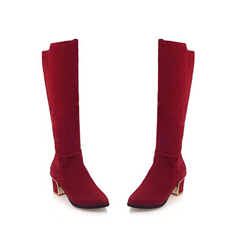 Sandales 5 36 Red Compensées Femme Rouge Balamasa Abl11151 Eu wx5qqCzS