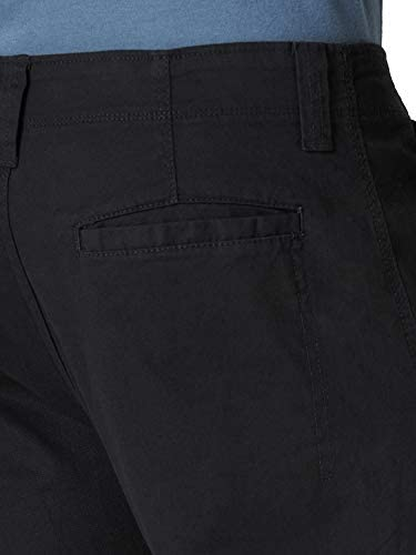 31ut5EhZFIL. AC Wrangler Authentics Men's Stretch Cargo Pant    Wrangler Authentics Men's Classic Cargo Stretch Twill Pant. This classic cargo pant is constructed with durable materials built for long-lasting comfort. This cargo pant sits at the natural waist and features a relaxed fit through seat and thigh. Stretch fabric moves with your body, whether you're working in the yard or busy with the family on the weekend. (6) Pockets. (2) cargo side pockets (2) back patch pockets, and (2) slash pockets. ImportedZipper closureMachine WashRELAXED FIT. These cargo pants sit at the natural waist. Designed with a relaxed fit through the seat and thigh, these cargos will keep you comfortable during any task.STRETCH TWILL. A Wrangler classic, these straight-leg men's pants have stretch and flexibility for comfort in movement. A Hollywood waistband offers extra support with your favorite belt.CLASSIC CARGO PANT. This classic cargo pant is sure to be comfortable and functional for everyday wear. From the outdoors to work, this pant is built for versatility with a timeless silhouette and extra storage.