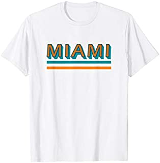Best Gift Miami Football Team , Florida Football Tshirt Need Funny TShirt / S - 5Xl
