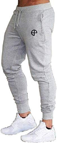 スウェット メンズ ジョガーパンツ トレーニングパンツ ストレッチ フィットネス スリム