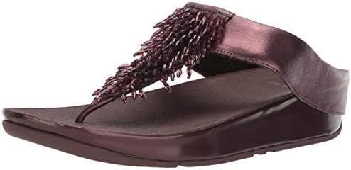 095fee55ebe0 FitFlop Women s Rumba Toe-Thong Sandals Flip-Flop
