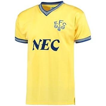 Everton 1986 Away Shirt