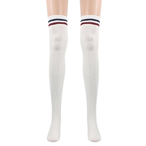 Ikevan College Cotton Stockings Autumn