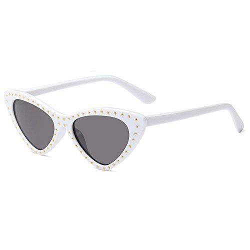 Street Gafas Eye LIU Cat De Gafas De Retro Ding Vintage Inlay Sol Europa C Sol Triangle Estados Sol Y Swag Unidos A De Butterfly Gafas qWwHW46nf
