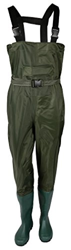 Azuki stockingfoot breathable waders,Lightweight Nylon (Neoprene Coated Nylon)