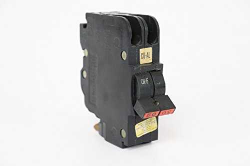 New FPE Federal Pacific NC0250 Circuit Breaker Stab-Lok 2 Pole 50A 240V Thin