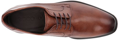 ECCO Men's Melbourne Tie Oxford Amber clearance factory outlet free shipping wiki 8sVhD