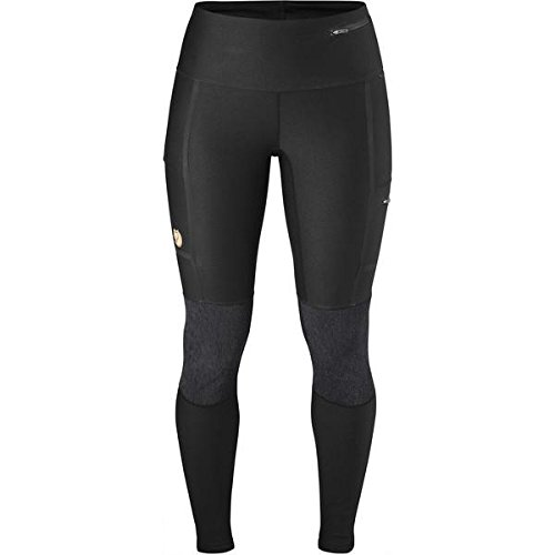 Fj¿llr¿ven Women's Abisko Trek Tights Black Large R by Fj¿llr¿ven (Image #2)