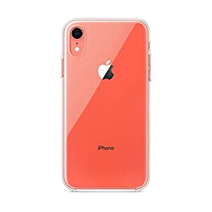Apple Clear Case (for iPhone XR)