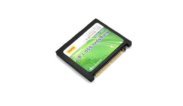 KingSpec - Disco duro SSD para IBM ThinkPad X40 X41 X41T (1,8 ...