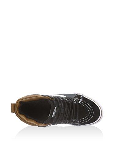 Vans U Sk8-Hi MTE, Zapatillas de Deporte Unisex Adulto Negro