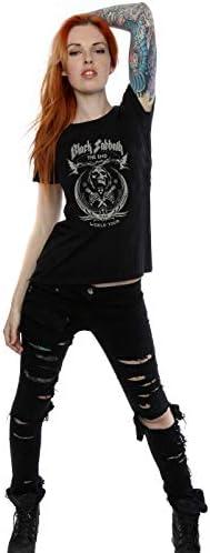 Black Sabbath The End World Tour T-shirt damski, czarny, s: Küche & Haushalt