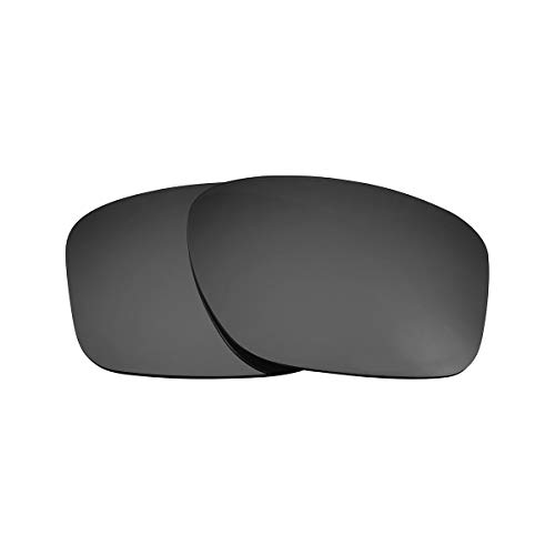 Replacement Lenses Compatible with OAKLEY SLIVER Polarized Silver Mirror (Sliver Sliver)