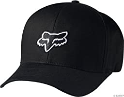 Fox Racing Fox Legacy Flexfit Hat Black L/XL