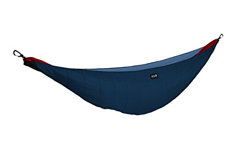 ENO Eagles Nest Outfitters - Ember 2 UnderQuilt, Ultralight Sleeping Quilt, Navy/Royal