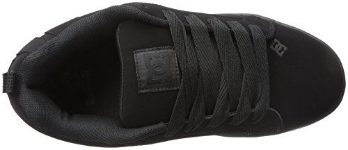 COURT Black DC hombre para Black Zapatillas D0300529 nobuck de Shoes GRAFFIK cuero SHOE Black 7xwUqxB5T