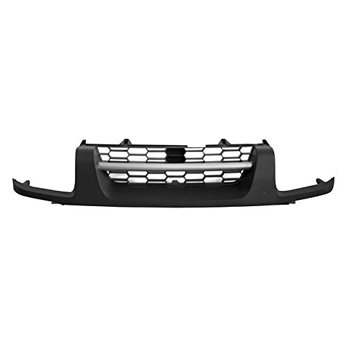 Grille Xterra Nissan 2004 (Value For Nissan Xterra XE Grille Grill OE Quality Replacement)